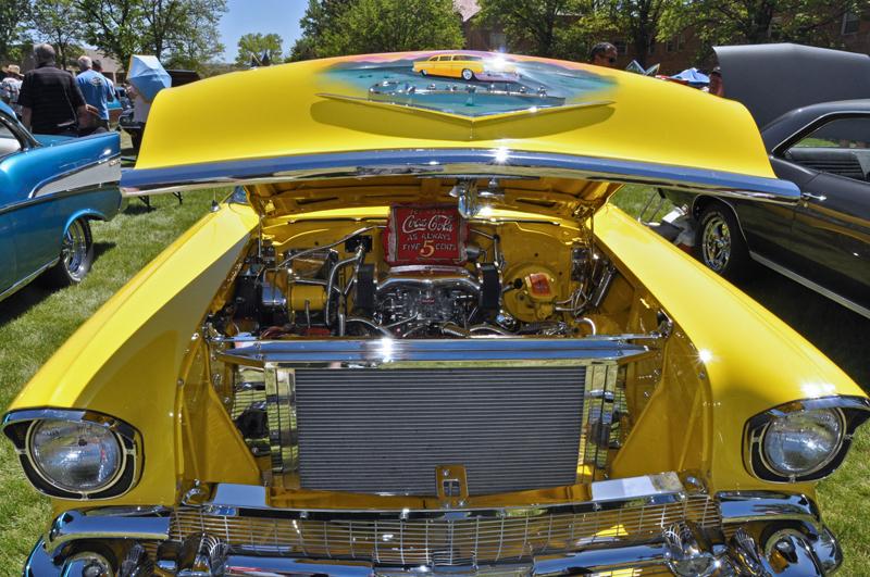 VMCCA Car Show CSUPueblo Today - Pueblo car show