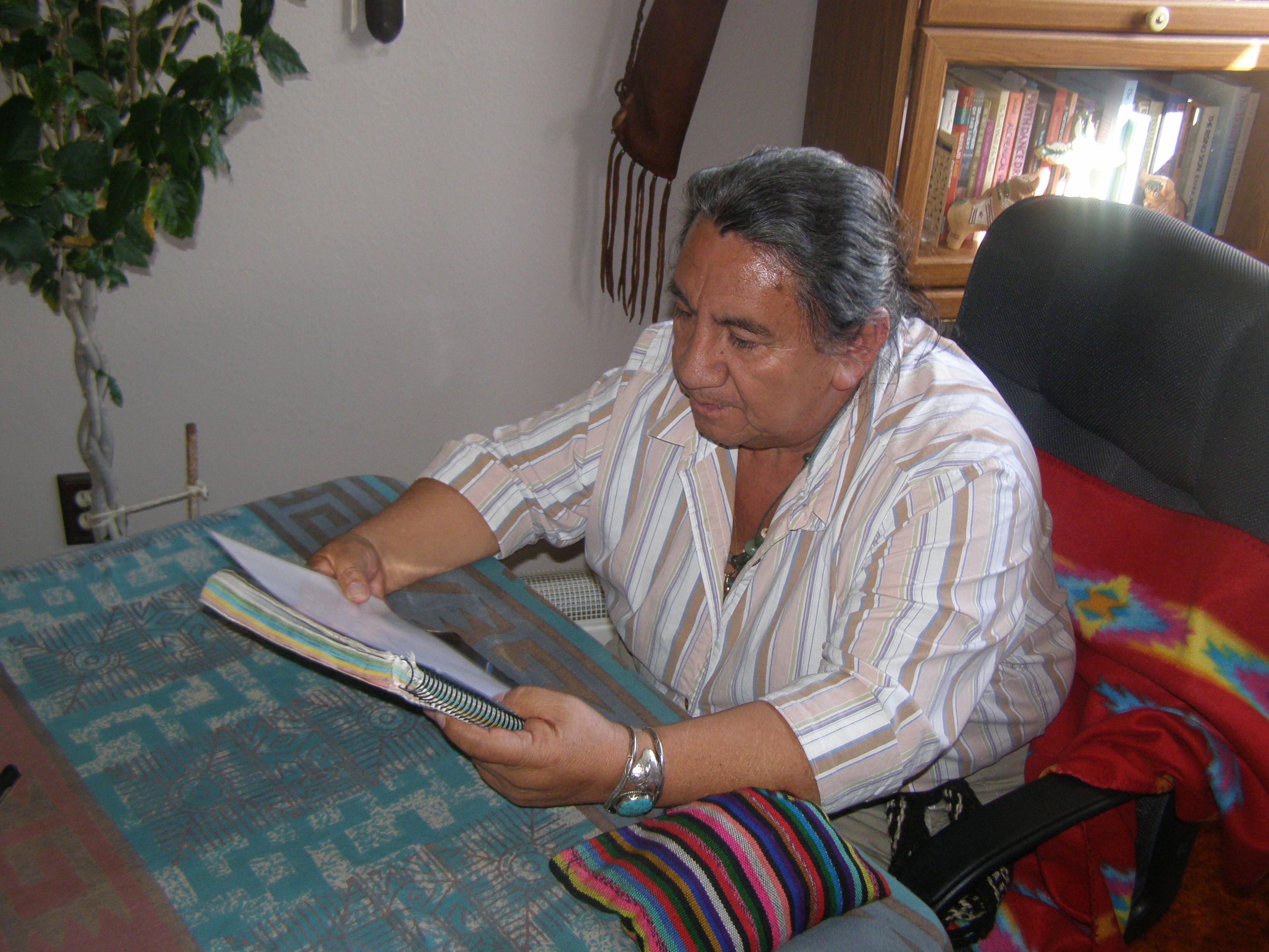 Mayan elder returns to squash doomsday rumors | CSU-Pueblo Today