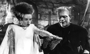 Bride of Frankenstein image courtesy of Cine Text / Allstar/Sportsphoto Ltd. / Allstar, used on http://www.guardian.co.uk/politics/2011/dec/20/close-bone-friend-visualise-death