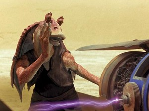 Star Wars Phantom Menace Jinks