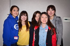 A group of international students from South Korea at CSU - Pueblo. Photo courtesy of the Center for International Programs facebook page