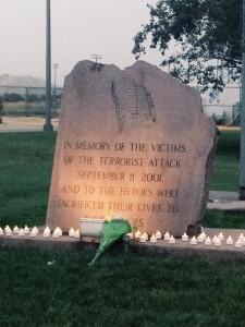 The CSU-Pueblo 9-11 Memorial