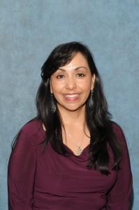Mass communications professor Cheryl Law