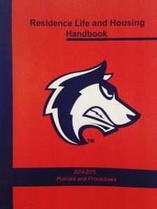 CSU-Pueblo has a new Housing Handbook.