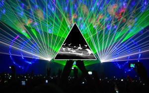 Photo courtesy of Paramount's Laser Spectacular
