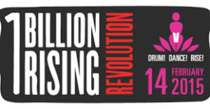 One Billion Rising aims to empower women and end violence against them.