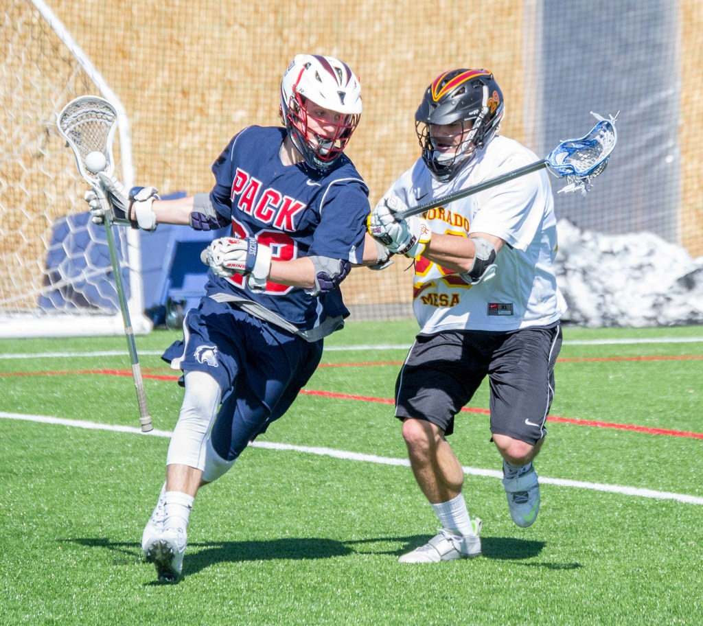 Men's lacrosse opens regular home season with tough loss ...
