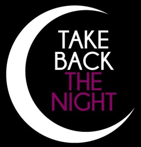 Photo courtesy of Take Back the Night