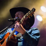 Tracy Lawrence in concert on opening night of the 2015 Colorado State Fair. Photo by Dustin Cox.