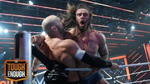"""Bredl won the reality show  """"WWE's Tough Enough"""" in August. Photo courtesy of WWE."""