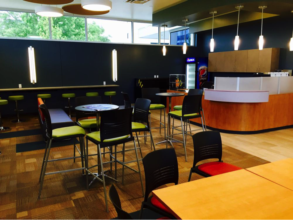 General Classroom Building Coffee Shop Opening Sees Delays