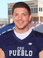 Former Pack player Doug Watterson will coach quarterbacks this season. | Photo courtesy of gothunderwolves.com