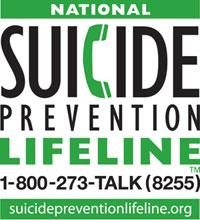 Image courtesy of suicidepreventionlifeline.org
