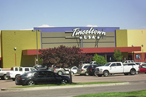 Tinseltown is Pueblo's only movie theater. Photo courtesy of tinseltown.com