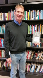 """Professor Tim McGettigan took a sabbatical to focus on finish his book """"A Formula for Eradicating Racism – Debunking White Supremacy."""" 
