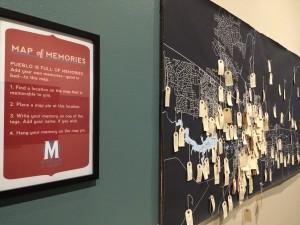 Part of the exhibit will focus on Pueblo's history. | Photo by Paulina Alarcon
