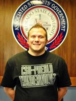 ASG senator Shawn King | Photo courtesy of csupubelo.edu