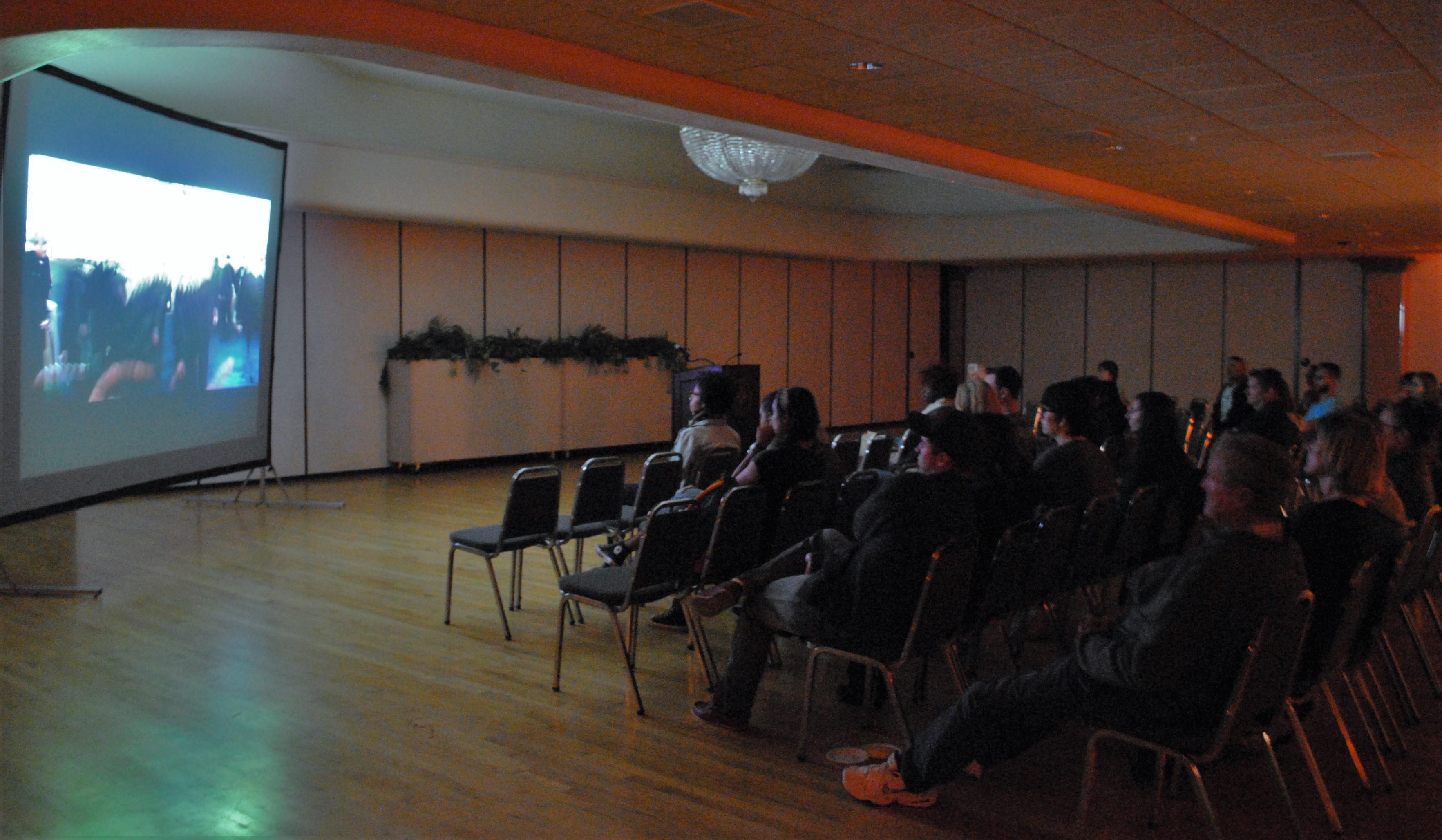 Producer Lydia Dean Pilcher visits CSU-Pueblo - KTSC-FM