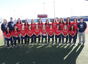 2016 CSU-Pueblo Softball | Photo Courtesy of http://gothunderwolves.com/sports/sball/2015-16/roster