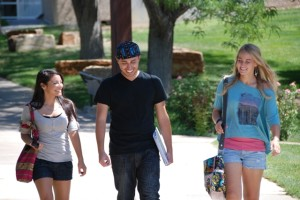 CSU-Pueblo students