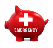 piggy-bank-emergency-fund-white-background-d-render-73270328