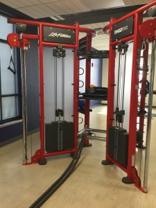 Functional Training Center's new 360 trainer ~ Photo courtesy of Alex Hyland
