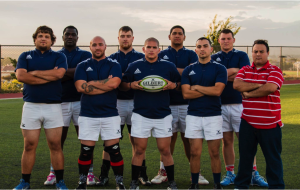 CSU-Pueblo Men's Club Rugby ~ photo courtesy of Bill Moorman