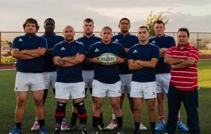 CSU-Pueblo Men's Club Rugby ~ photo courtesy of Bill Moorman