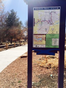 Bike trails provide students with warm weather recreation options
